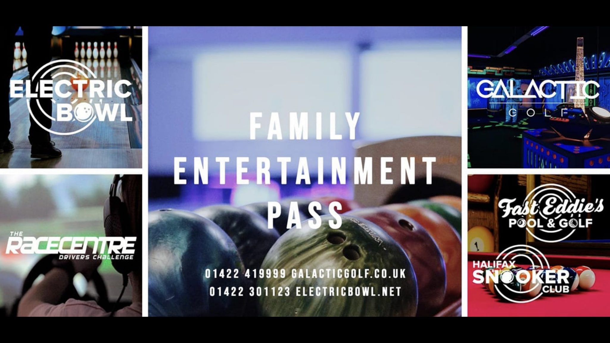 Family Entertainment Pass – ITS BACK!!